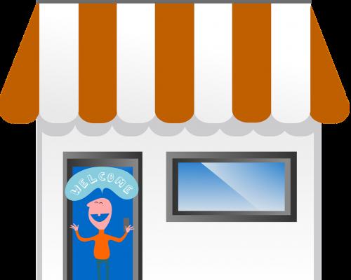 Nettoyage et entretien de commerces et magasins